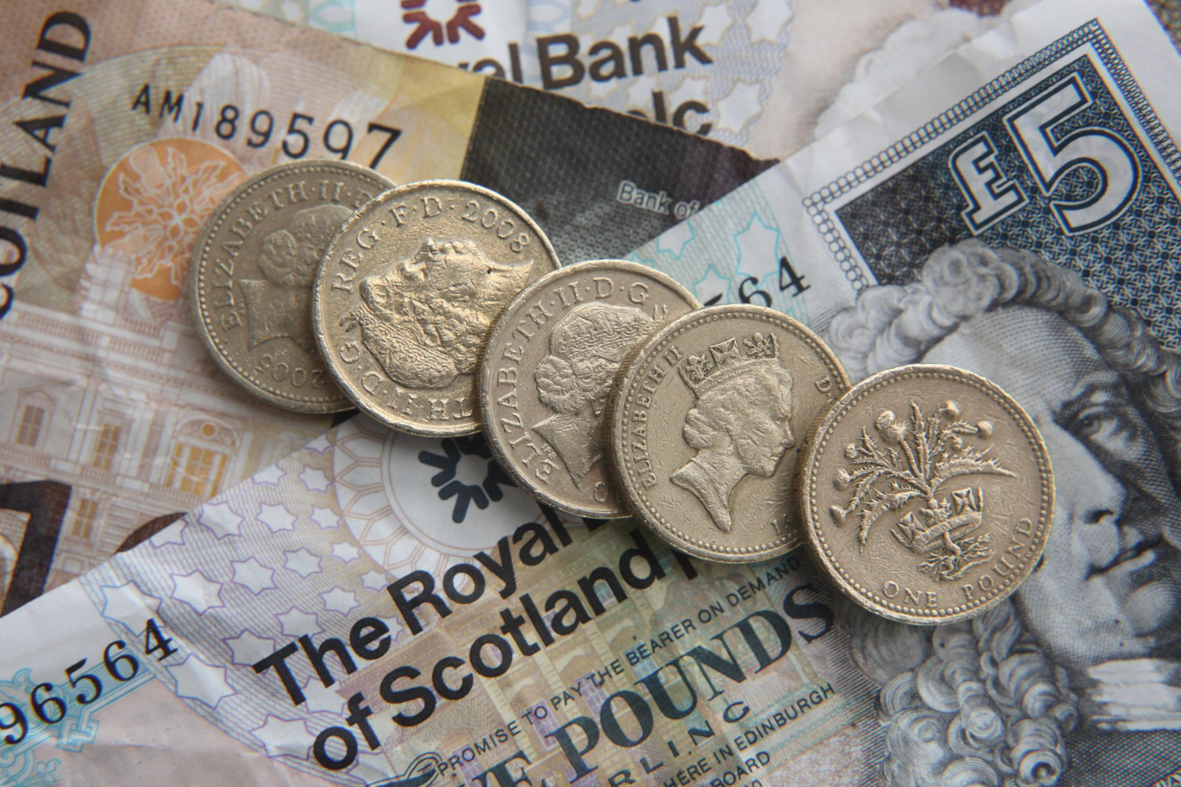 Scotland need not accept a share of the UK's debt