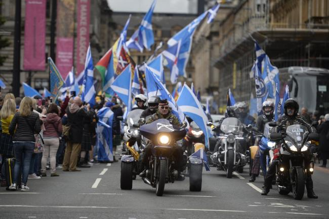 The Yes Bikers will be in attendance