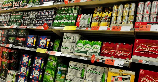 The Scottish Government introduced minimum unit pricing for alcohol on May 1, 2018