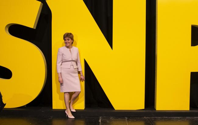 Nicola Sturgeon says 'this is a time like no other'