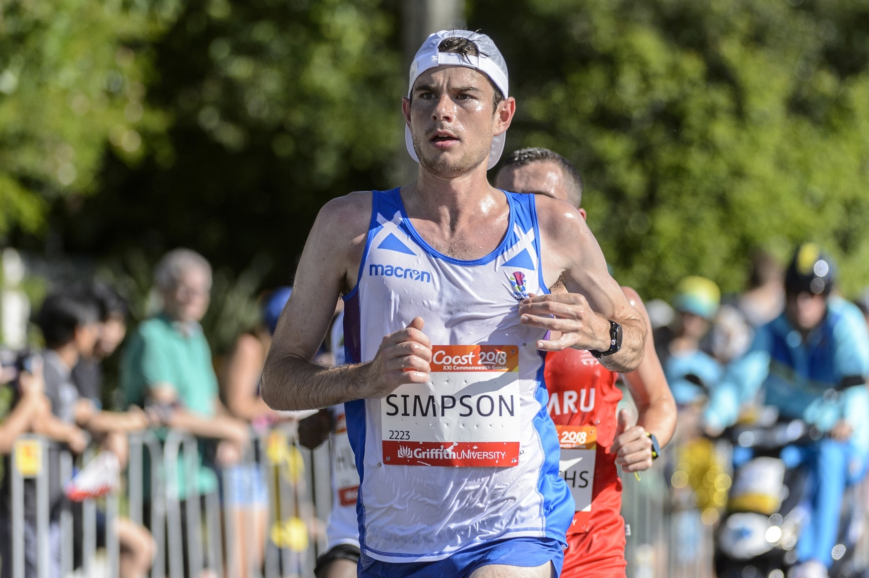 Robbie Simpson running into the unknown in first ultra marathon
