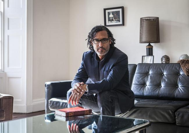David Olusoga fills in the owners on the history of their home