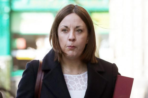 The National: Kezia Dugdale
