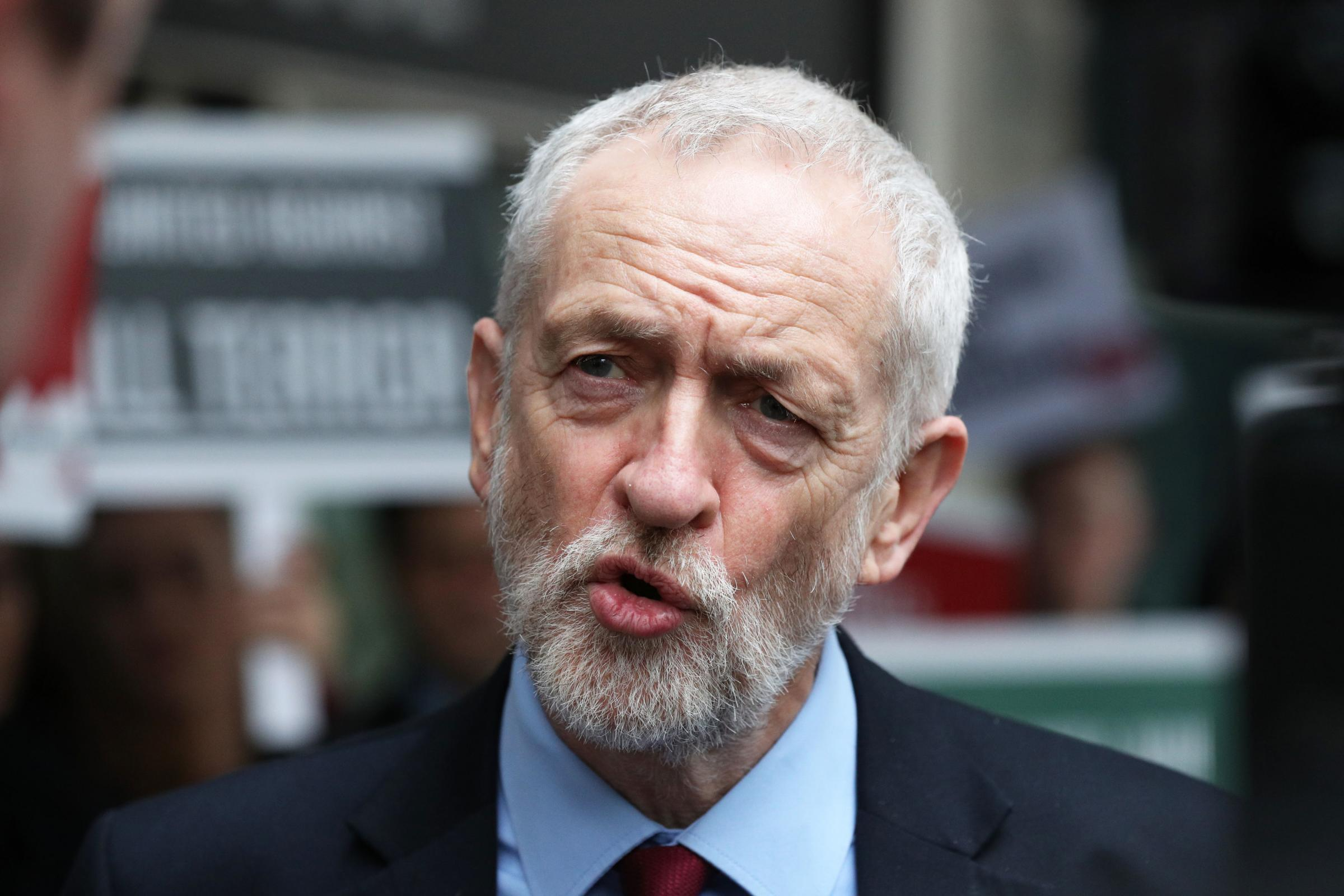 Labour leader Jeremy Corbyn could be set to let down his pro-EU members with his party's manifesto