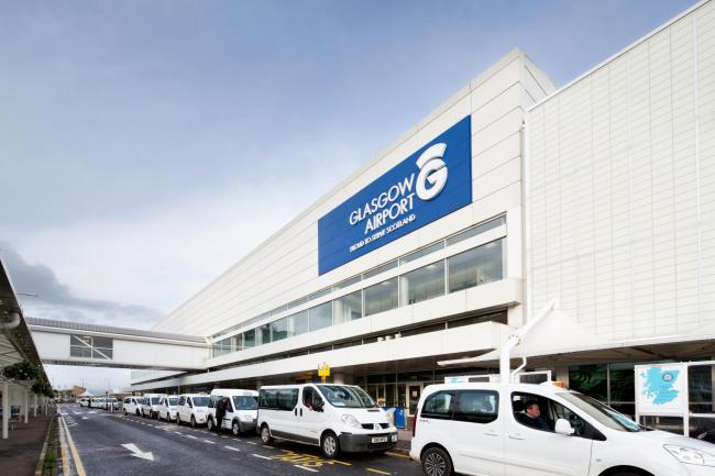 Staff at Glasgow Airport will strike for five days this month