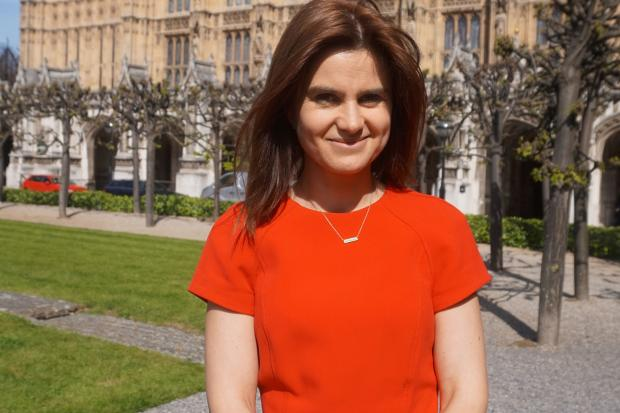 The National: Jo Cox