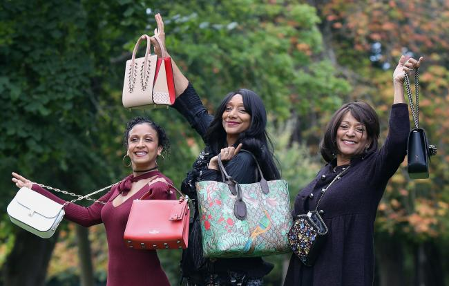 Sister Sledge performed at the 2017 Lunch with an Old Bag event