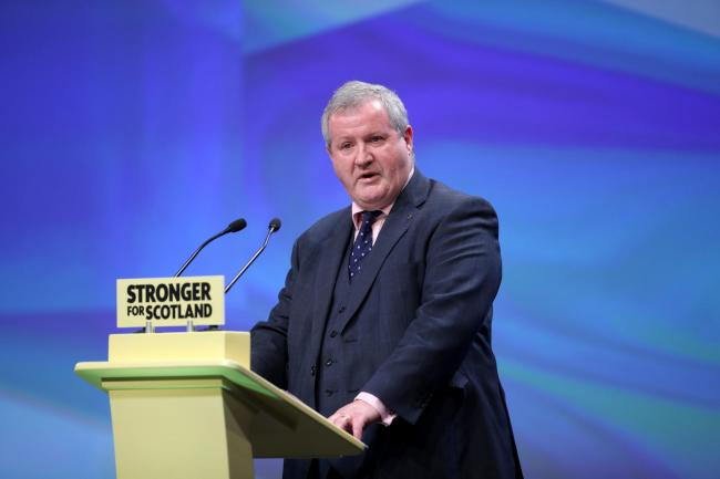 Ian Blackford says Labour should learn the lesson from 2014
