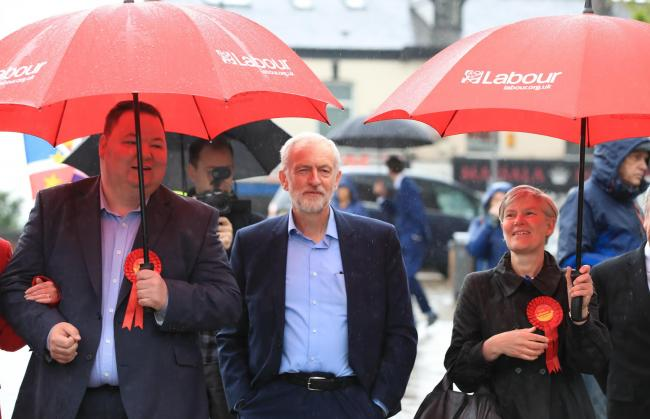 The possibility remains that Jeremy Corbyn will strike a deal with the Tories on Brexit