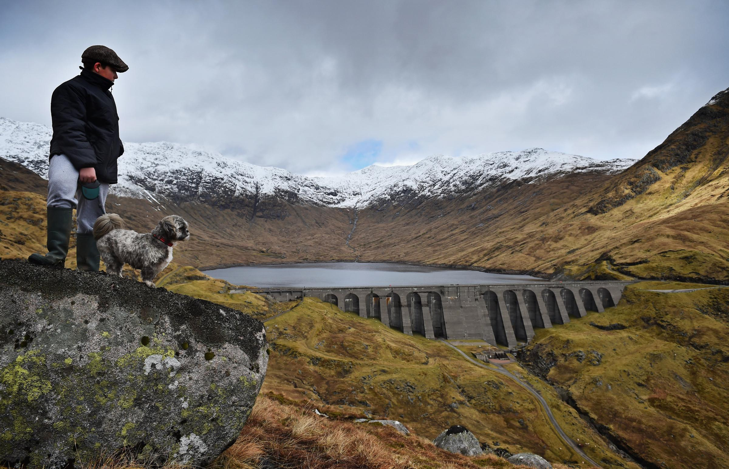 Hydro power has long served Scotland well