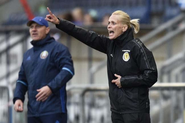Song to support Scotland's national women's team at World
