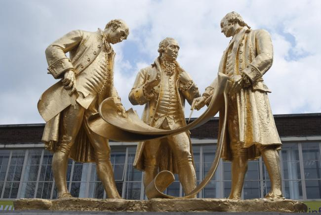 His genius was proven     but James Watt still had work to