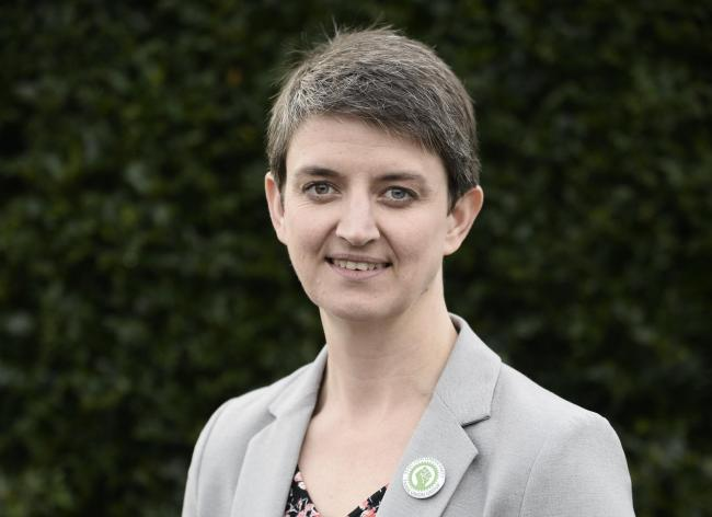 Maggie Chapman will be the party's lead candidate for MEP