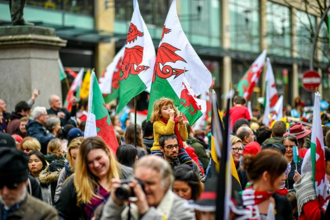 Tide is turning' in Welsh indy movement as AUOB holds first march | The  National