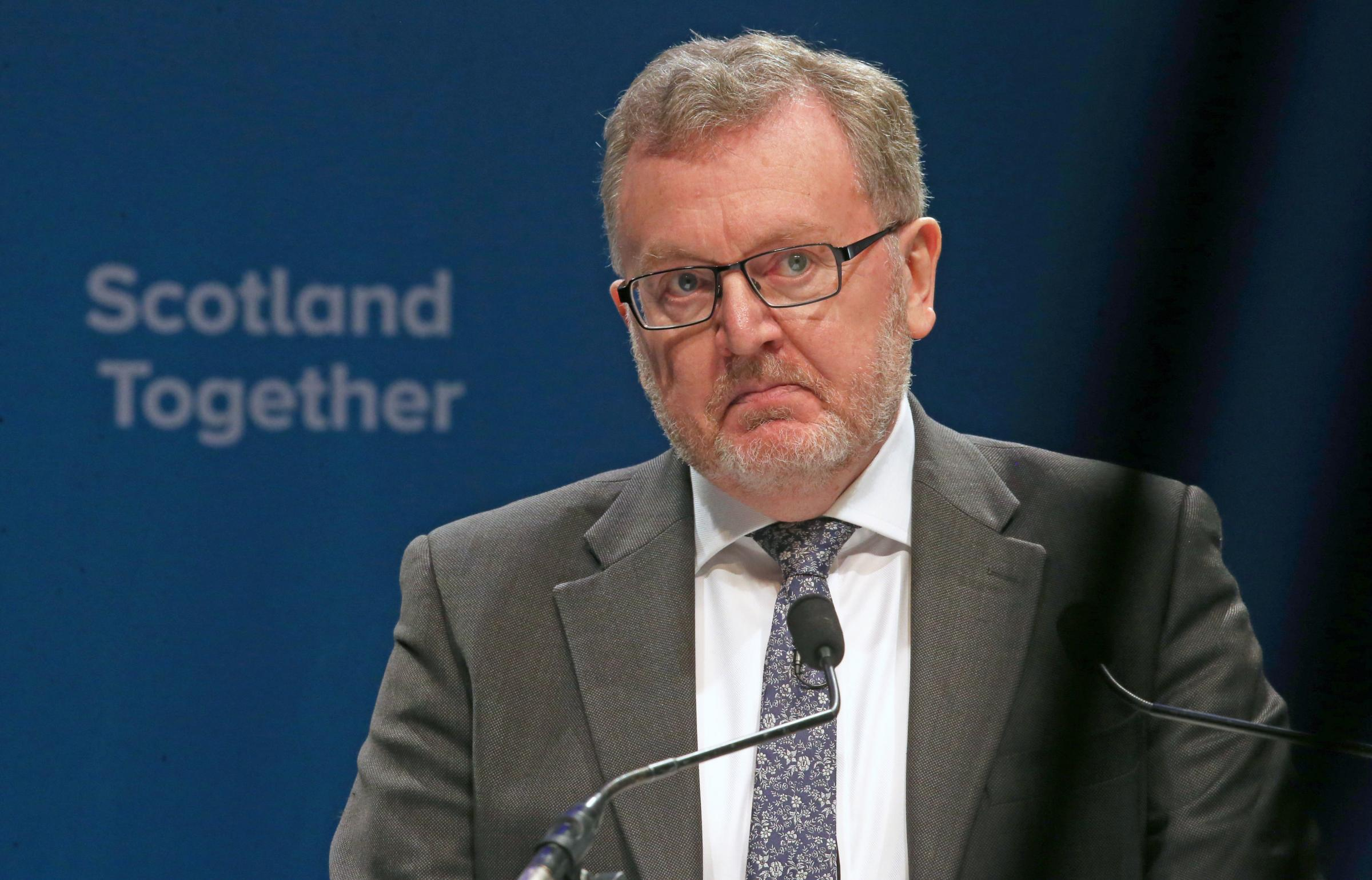 David Mundell isn't exactly known for telling the truth ...