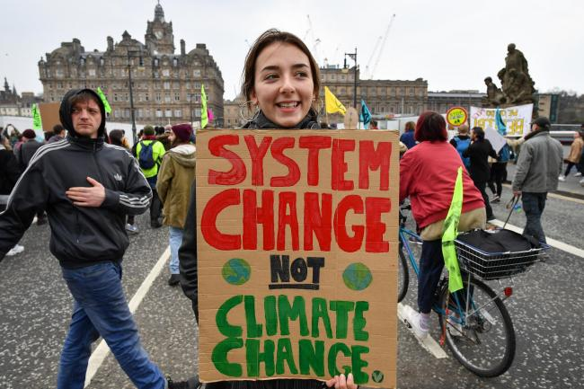 The signatories want Europe to change its system to deal with the climate emergency