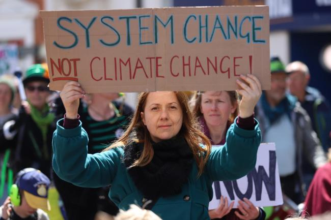 Experts are calling on Europe to change its system to tackle climate change and inequality
