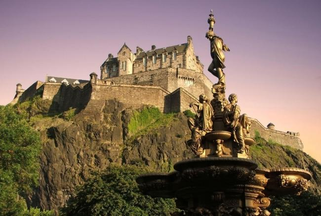 Edinburgh did particularly well in the rankings