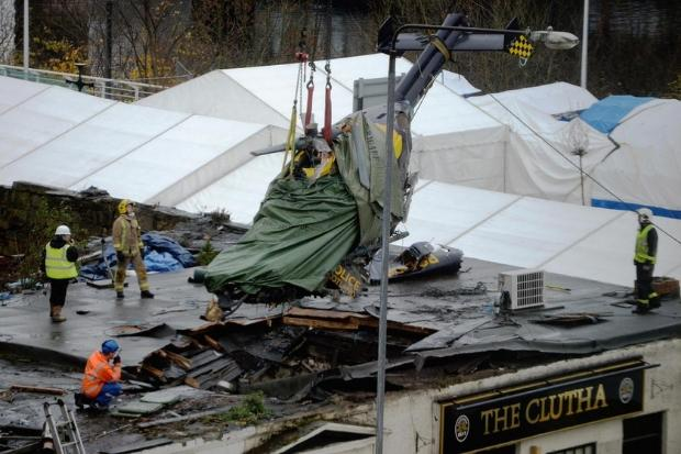 Clutha Inquiry: Fuel indicator issues were 'semi-regular' before deadly crash