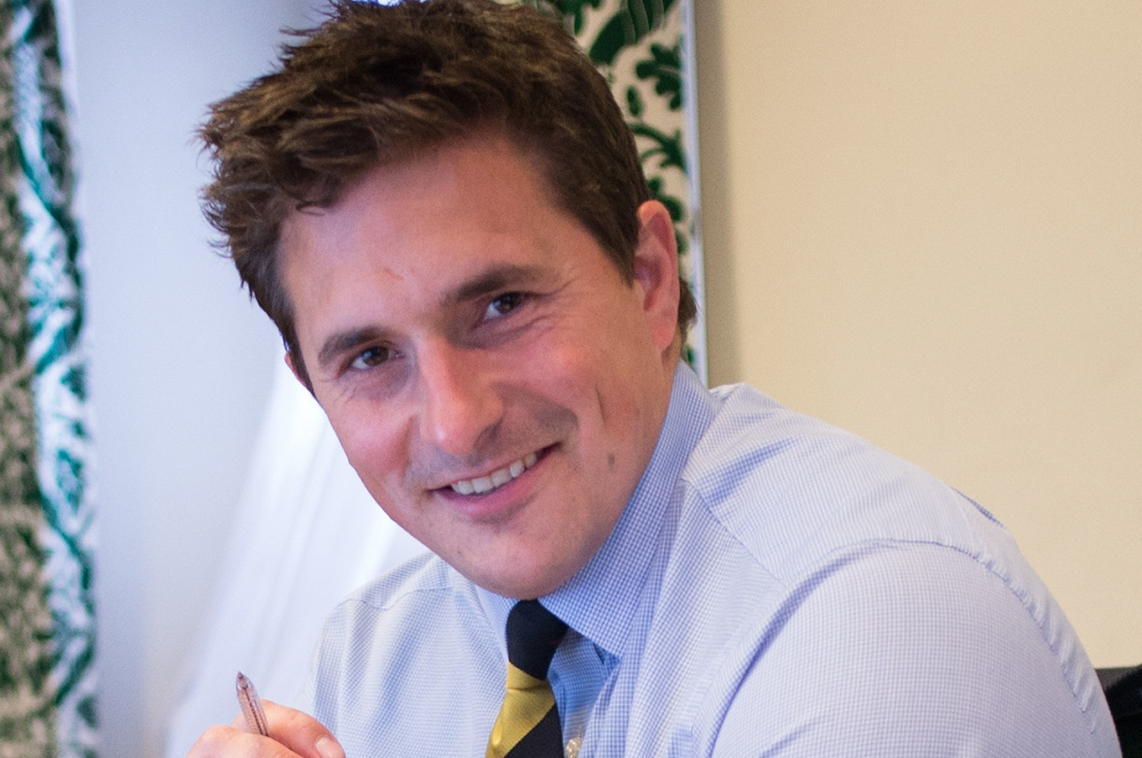 Conservative MP Johnny Mercer has been outspoken about feeling the Tory party's values no longer match his own