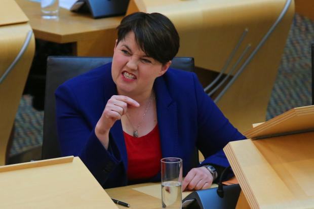 Ruth Davidson is to take a seat in the House of Lords