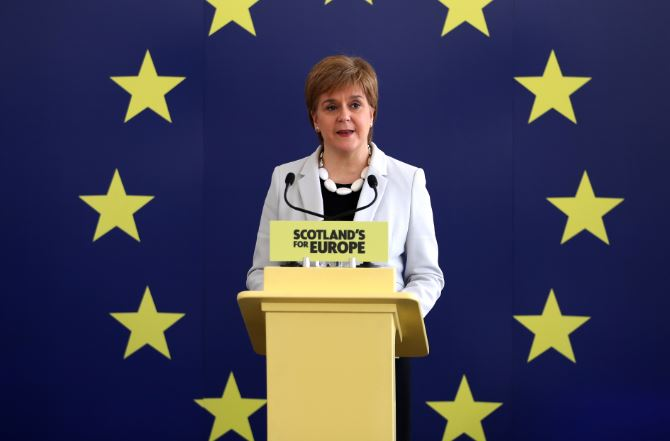 Sturgeon: May has no chance of passing her Brexit deal