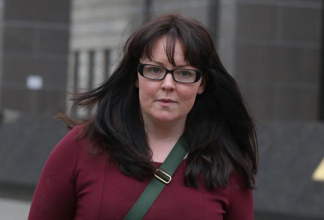 Natalie McGarry embezzled £21,000 from Women for Independence