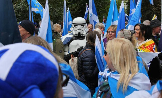 Senior SNP figures criticised the 'stupid timing' of the report, coming after a huge independence march in Glasgow