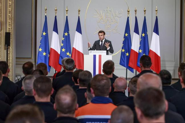 Emmanuel Macron's attempt to re-establish French dominance in Europe has caused friction with German counterparts