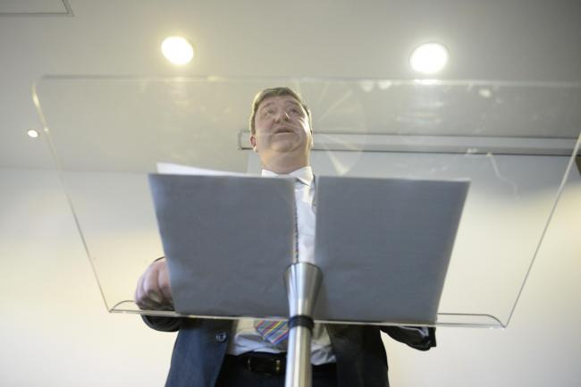 Alistair Carmichael has joined forces with Stephen Kerr and Ian Murray to call for a Department of the Union