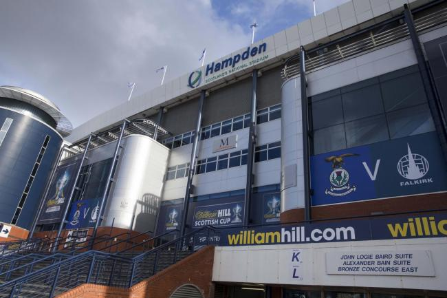 Hampden Park will be playing host to the Job Show