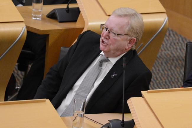 "Jackson Carlaw thinks it is ""time to let Scotland and the UK move on"