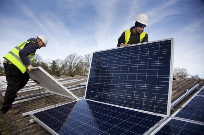 Solar photovoltaic technology is vital for reducing emissions and already delivers benefits