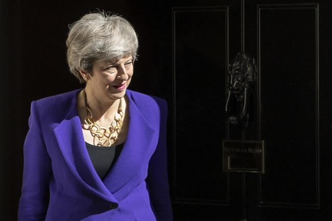 Theresa May's comments increased speculation about when she will quit No 10