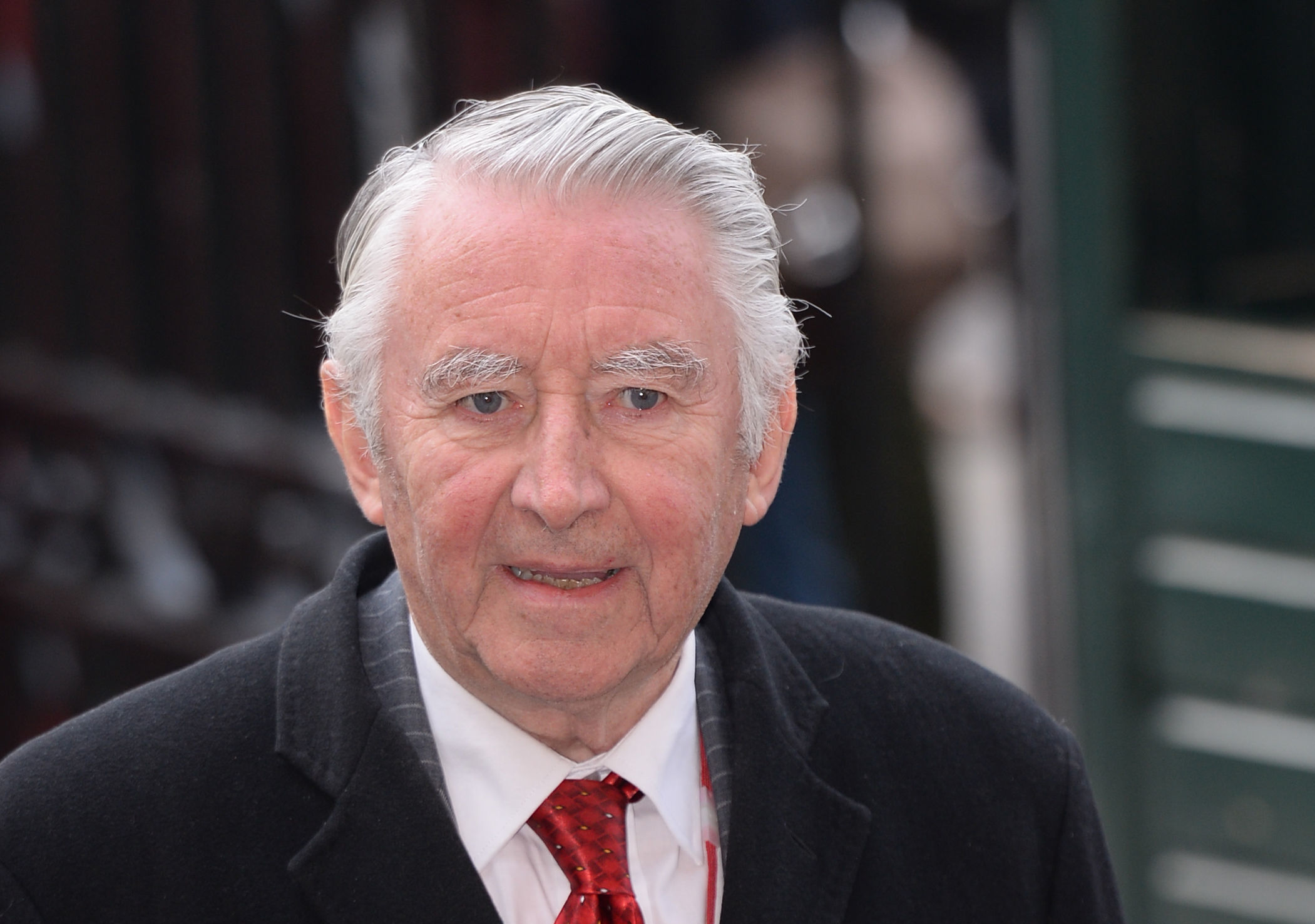 David Steel had been suspended by the LibDems while the probe