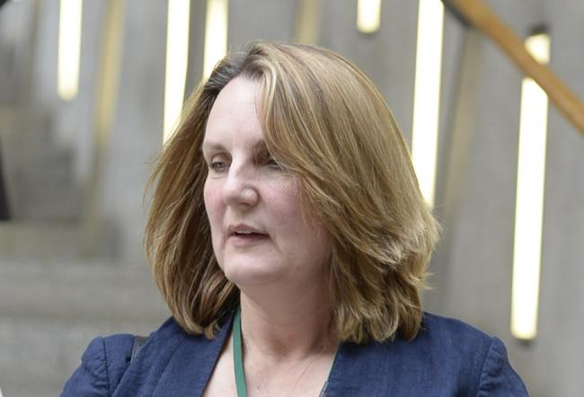 Scottish Tory MSP Michelle Ballantyne criticised Social Security Scotland