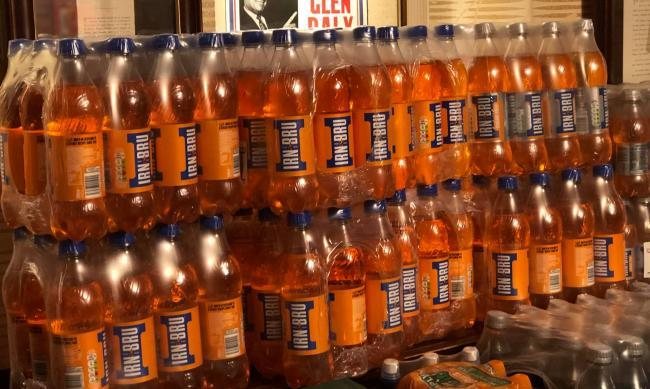 Irn-Bru maker Barr buys into alcohol-free spirits market