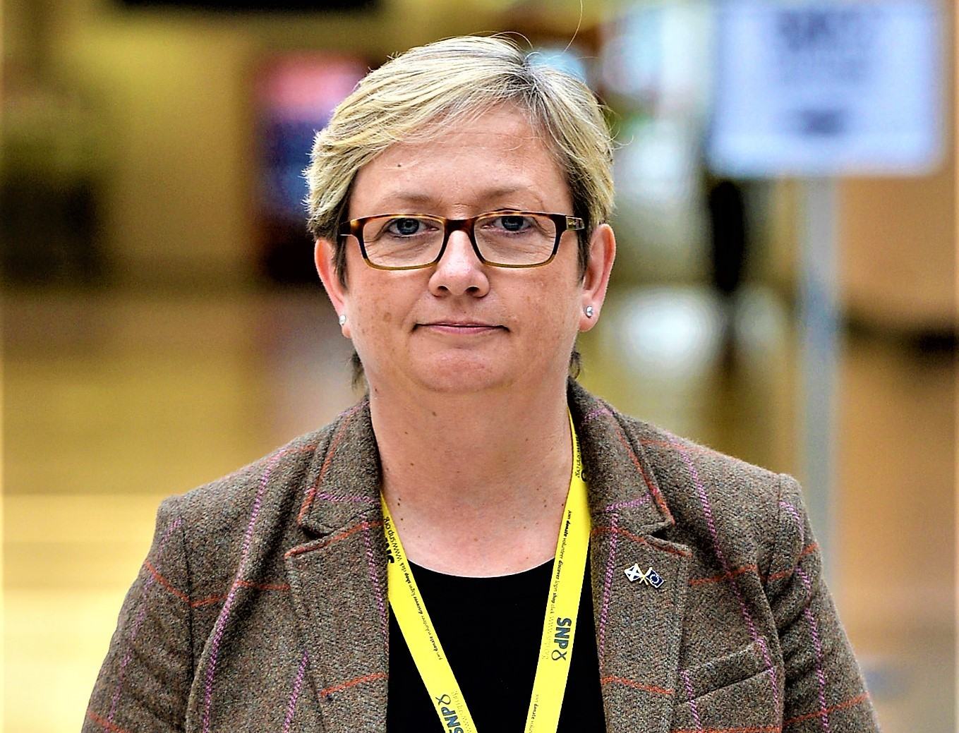 SNP MP Joanna Cherry made the remarks on her Twitter
