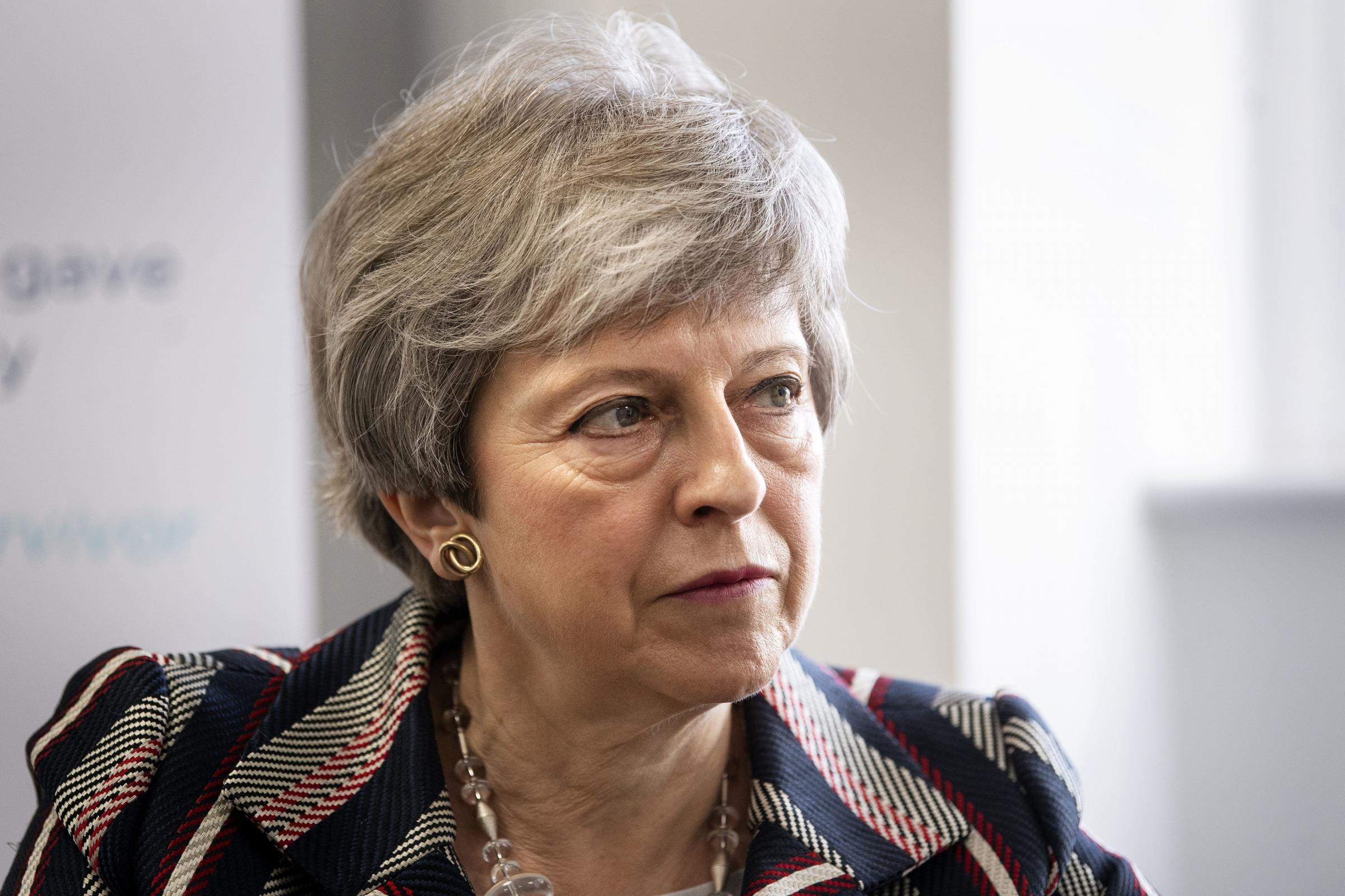 Theresa May has agreed to set out the timetable for her departure early next month
