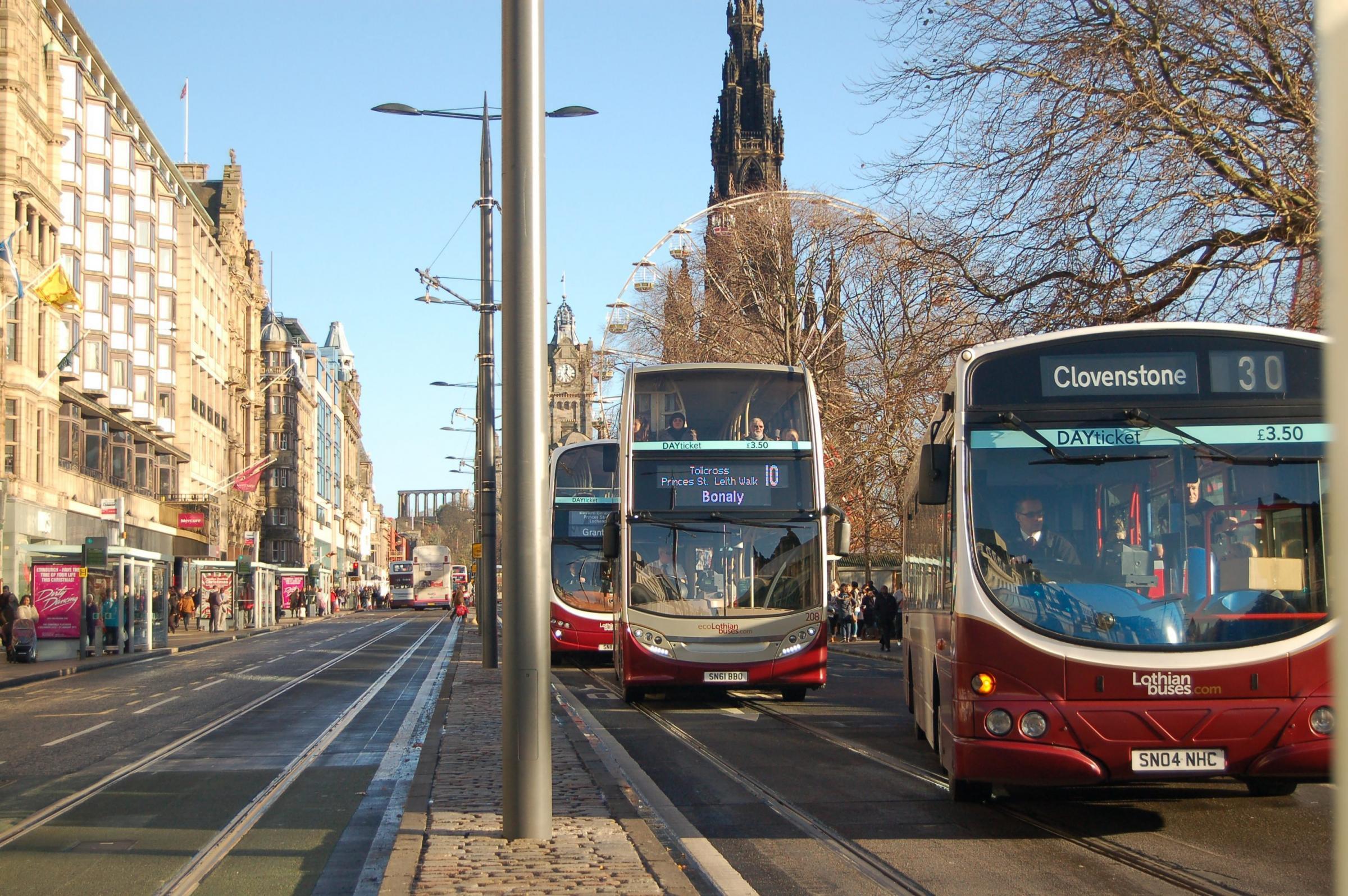 Unite the Union to ballot Lothian Bus members on Festival strike