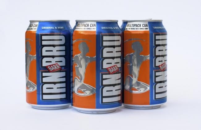 AG Barr is planning to bring out a 'high-energy' version of Irn-Bru this summer