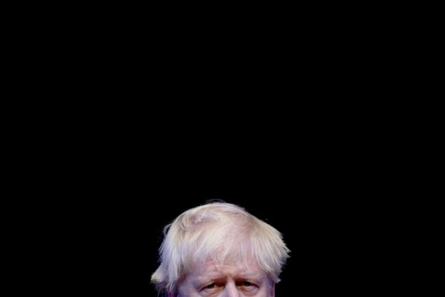 Boris Johnson may be popular in his party... outwith, not so much