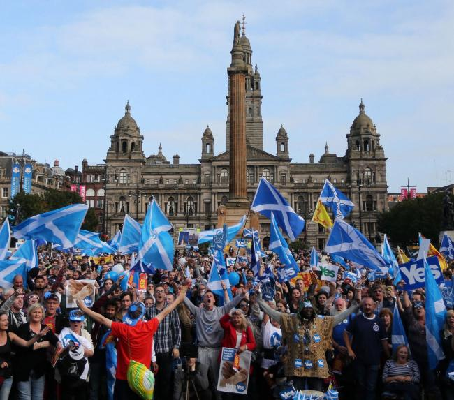 Glasgow backed a Yes vote in 2014 – and can show the potential for an independent Scotland