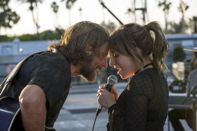 You'll be able to catch a special screening of A Star Is Born