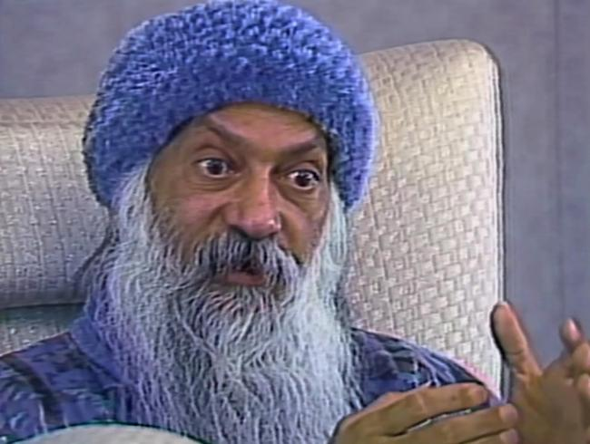 Controversial Indian guru Bhagwan Shree Rajneesh, subject of Netflix docume ntary Wild Wild Country