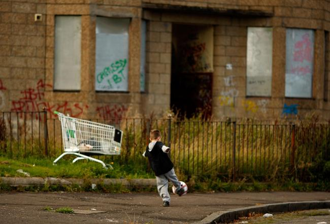More than £2.4 million was given in crisis grants to help people in poverty