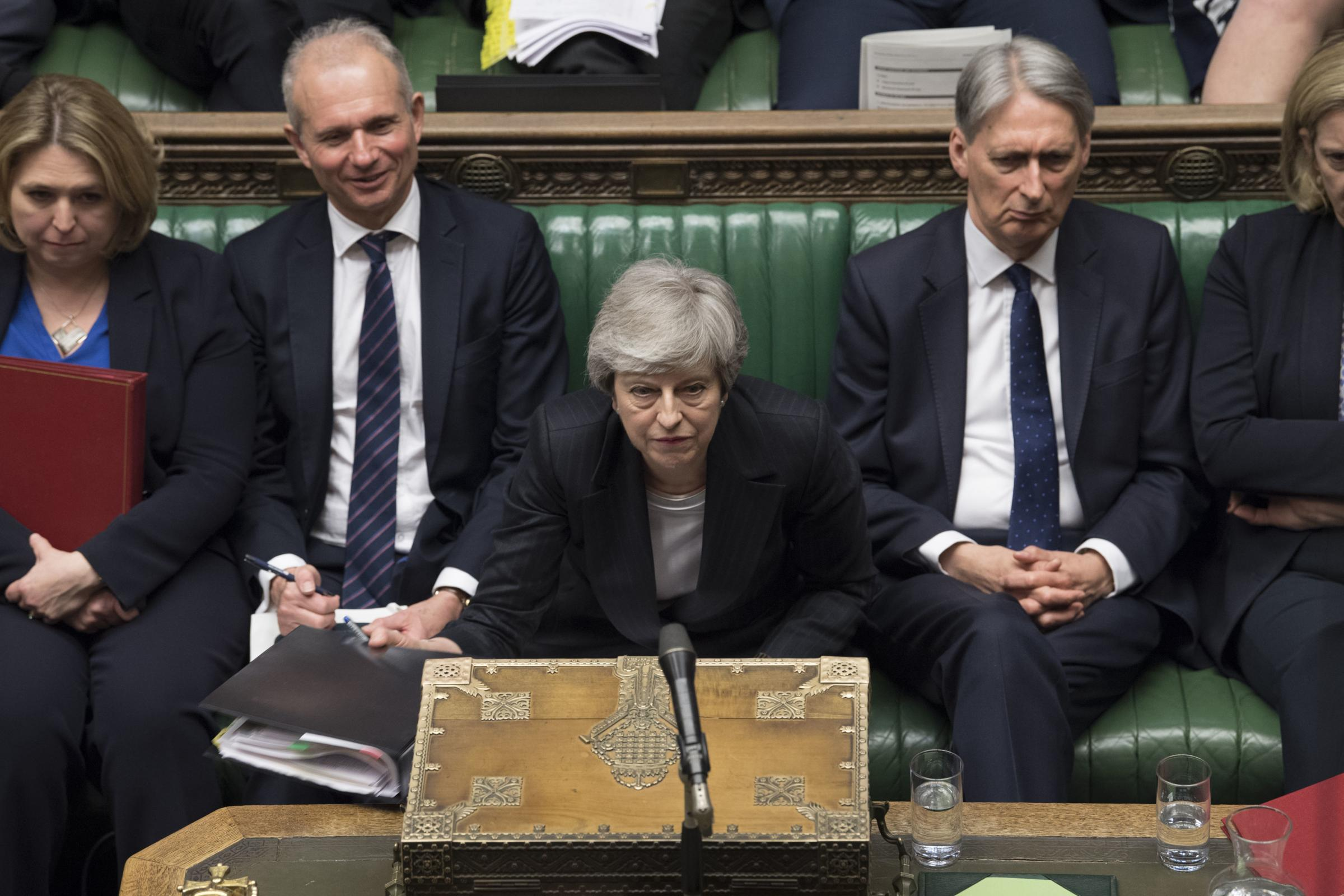 Theresa May's leadership in the balance amid mounting calls to quit