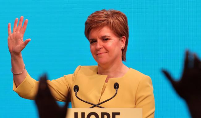 Nicola Sturgeon says being part of Europe is good for jobs and investment