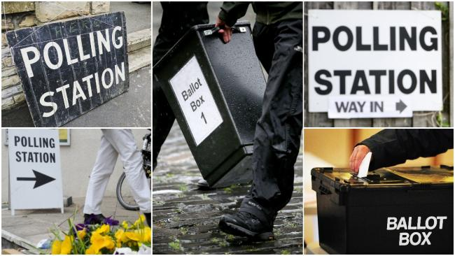 The UK is voting in the European Parliament election