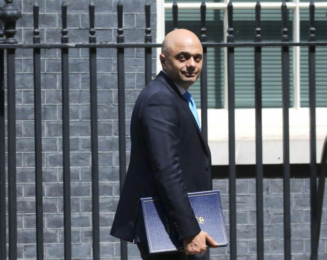 The PM initially declined to meet with Sajid Javid